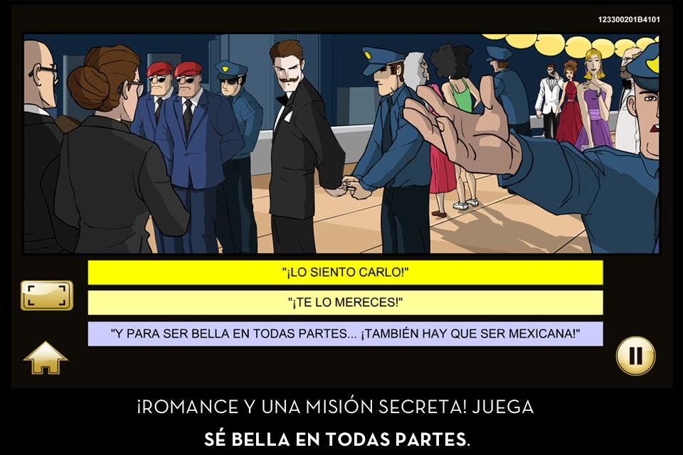 Screenshot Sé bella